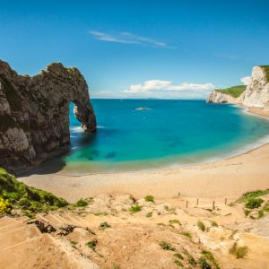 Geography of Durdle Door