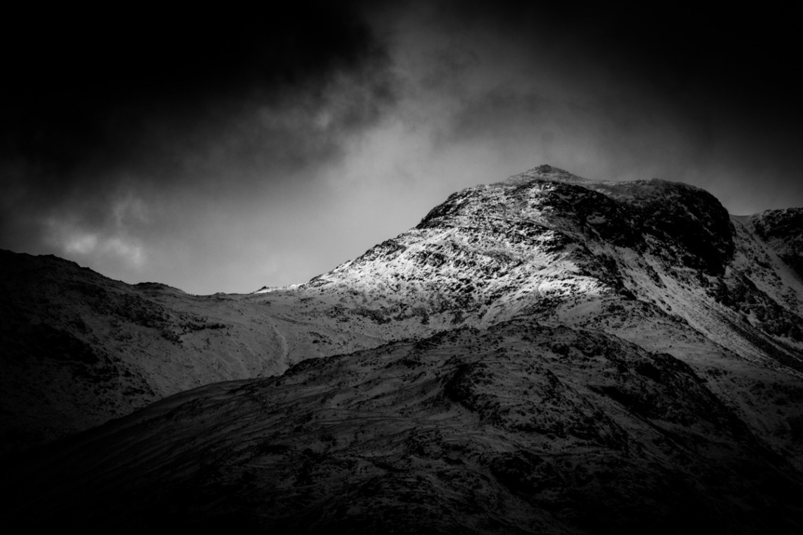 Bowfell, Lake District