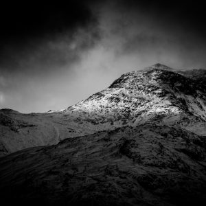 Bowfell, Lake District – Print