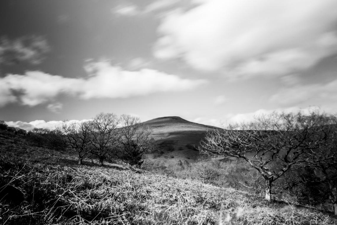 Sugarloaf, Abergavenny, Wales