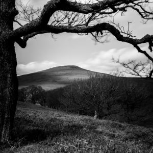 Sugarloaf, Brecon Beacons – Print