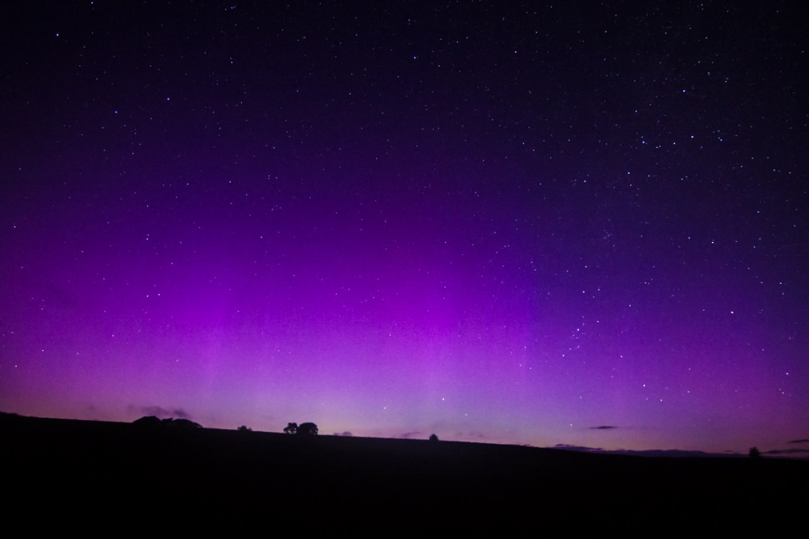 Aurora, Brecon Beacons