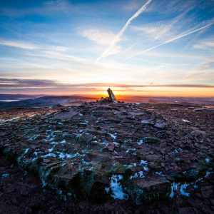 Pen y Fan Sunrise, Brecon Beacons – Print