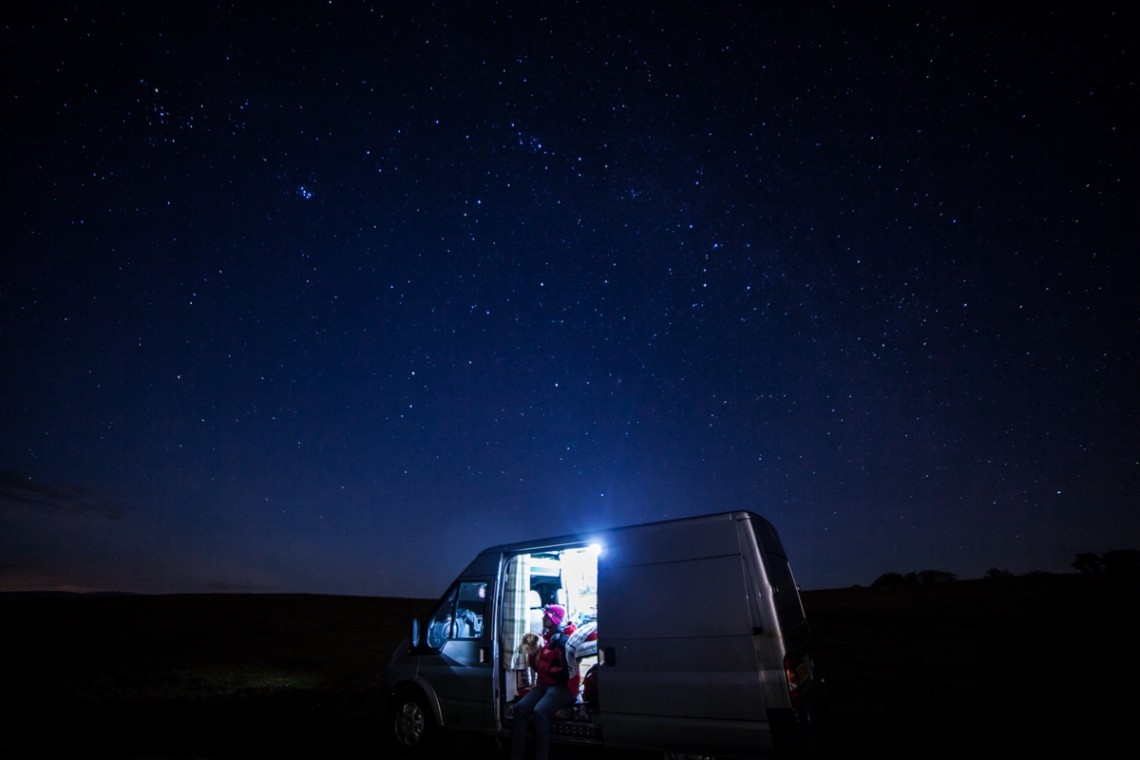 VanLife, Brecon Beacons