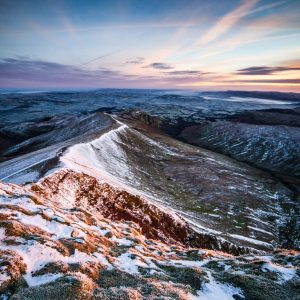 Brecon Beacons Ridge Line – Print