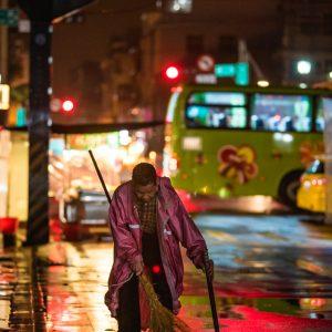Street Sweeper Taiwan – Print