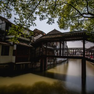 Wooden Bridge Zhujiajiao – Print