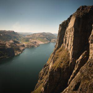 Preikestolen (Pulpit Rock), Stavanger – Landscape Print
